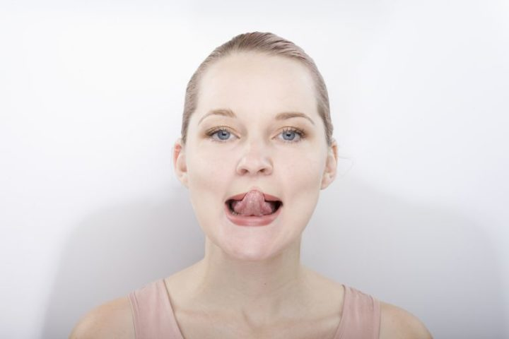 顔エクササイズ