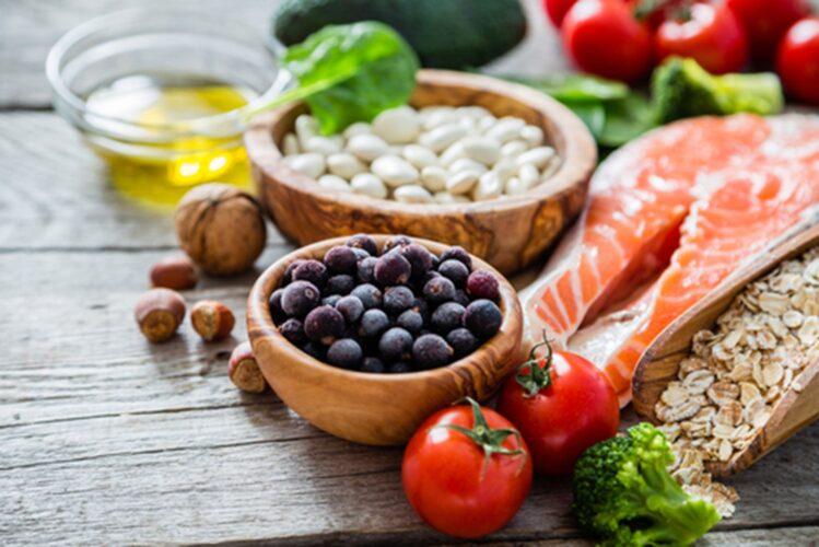 基礎代謝と食事